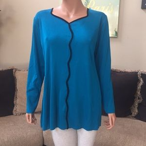 Exclusively Misook tunic